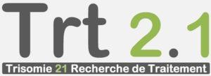Logo TRT 21 Trisomie 21 recherche et traitement
